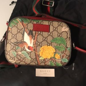 Gucci Tian GG Supreme shoulder bag
